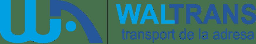 agentie de publicitate - logo waltrans