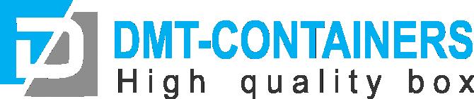 agentie de publicitate - logo dmtcontainers