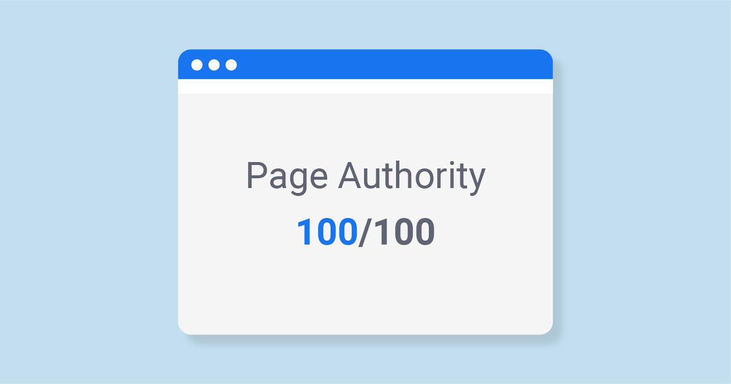 Ce reprezinta autoritatea unei pagini?