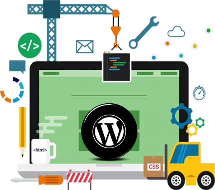 creare site web wordpress